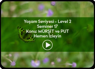 Kuantum ve Sufizm ile Öze Yolculuk Yaşam Seviyesi / Level 2 / Seminer 17
